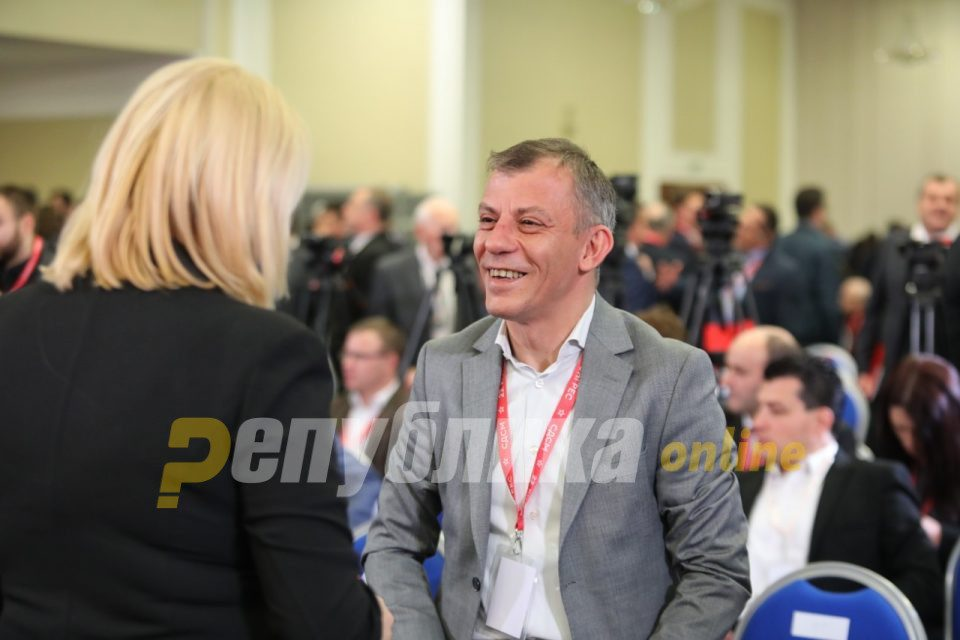 SDSM is the second largest Albanian party in Macedonia, Ademi says