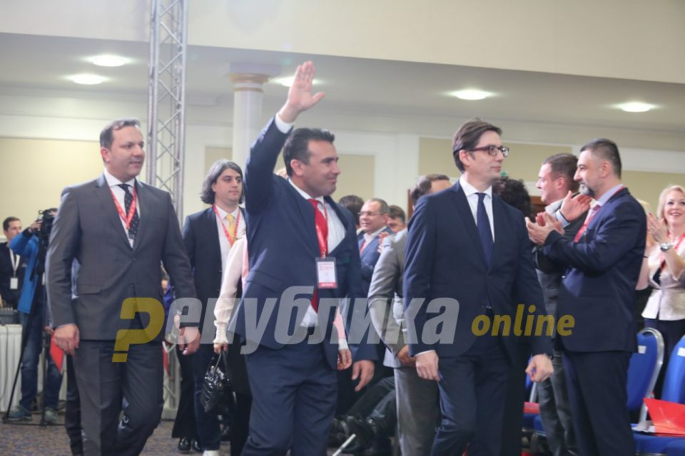 VMRO: No SDSM official or family member will be left unemployed until the elections