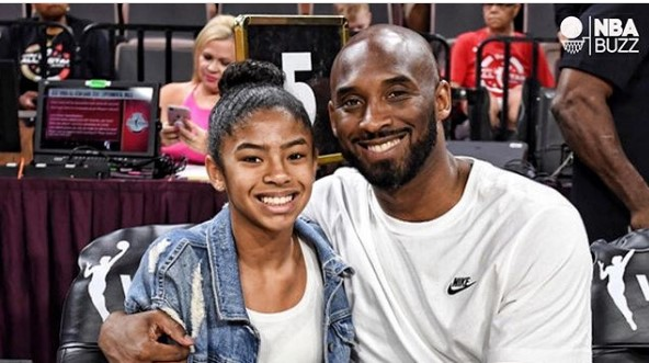 Kobe Bryant's daughter, Gianna Bryant, also dies in tragic helicopter accident