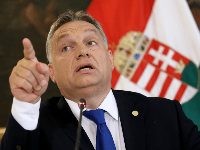 Orban blames Soros for the attempt to push migrants through the Hungarian border