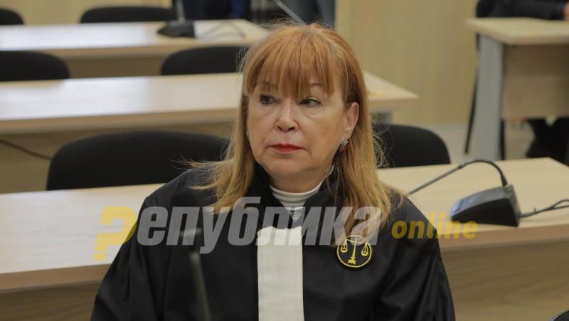 Prosecutor Ruskoska denies report that she is sitting on a testimony that implicates a close relative of Zoran Zaev