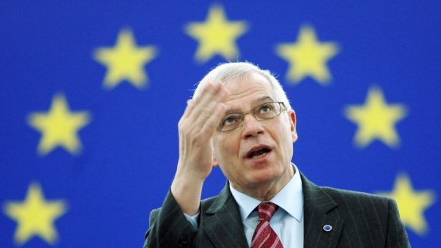 Borrell expresses support for having the Balkans join the EU, as the Commission prepares to present its new enlargement methodology