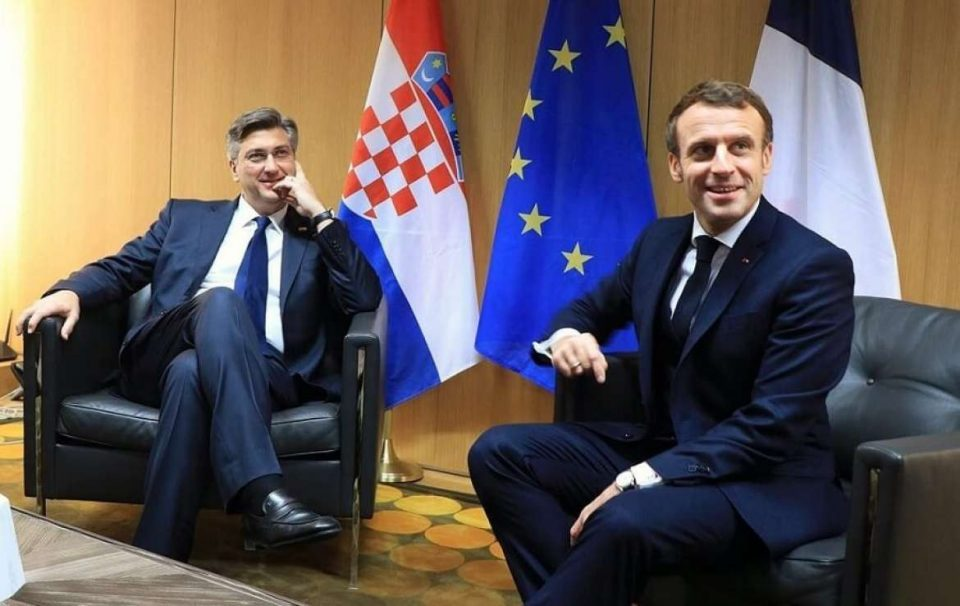 Macron changes position, green light for Macedonia in May?