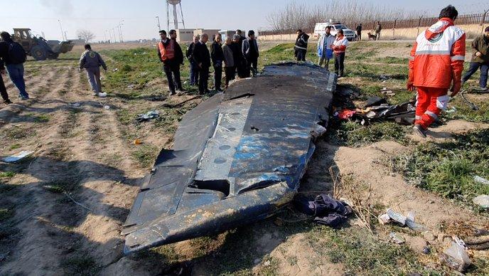 Ukraine plane shot down because of human error, Iran says