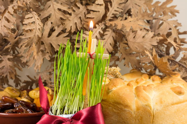 Orthodox Christians celebrate Christmas Eve