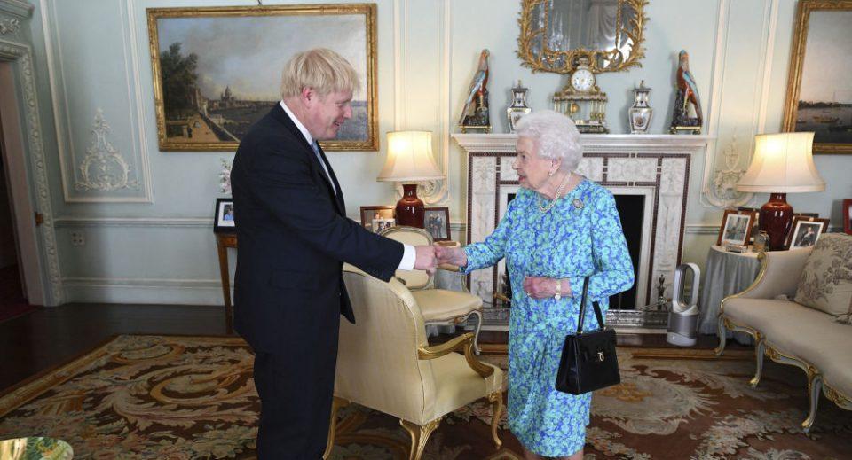 Johnson hails 'fantastic moment' as Britain, EU sign Brexit deal