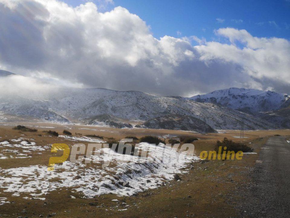 Low morning temperatures, Berovo reaches minus 11 Celsius