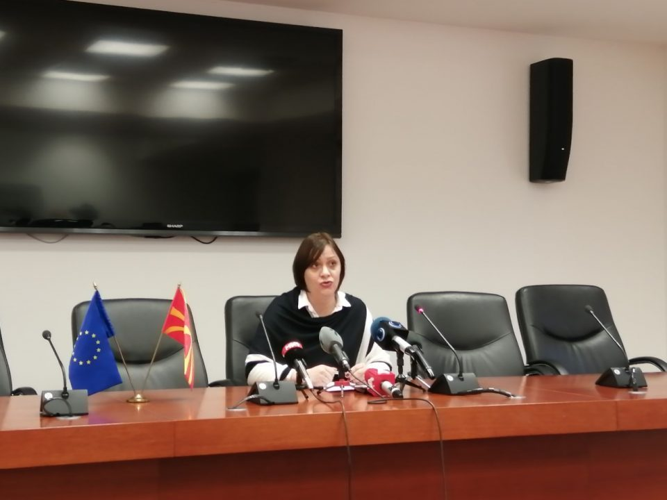 Dimitrieska: Finance Ministry attempts to hide documents from me undermines the conduct of the elections