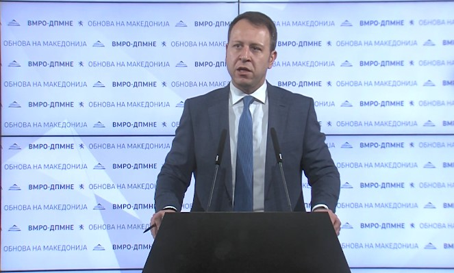 Janusev: Zaev allowed the opening of dozens of new marijuana plantations who now sell drugs on the black market