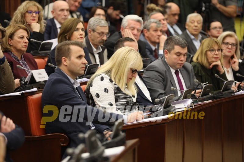 Justice Minister Deskoska is rejecting all meaningful proposals regarding the state prosecutors law