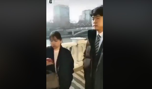 Prosecutors are looking for the xenophobic man behind the ugly rant aimed at Korean visitors