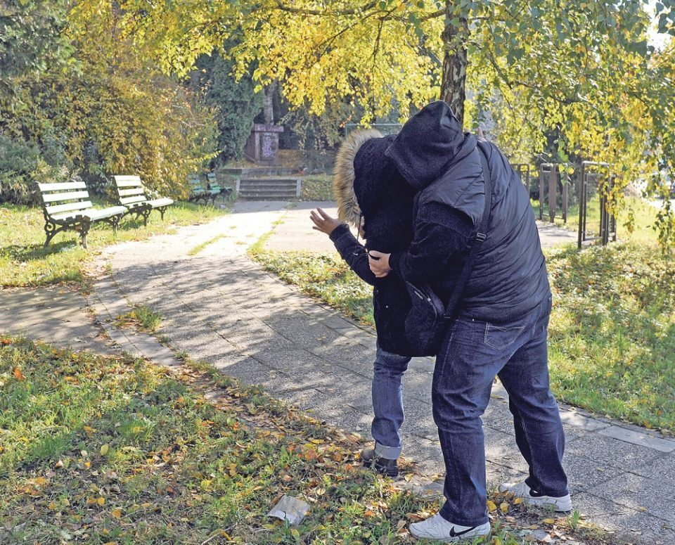 Man assaults a woman in Strumica, then flees from the police