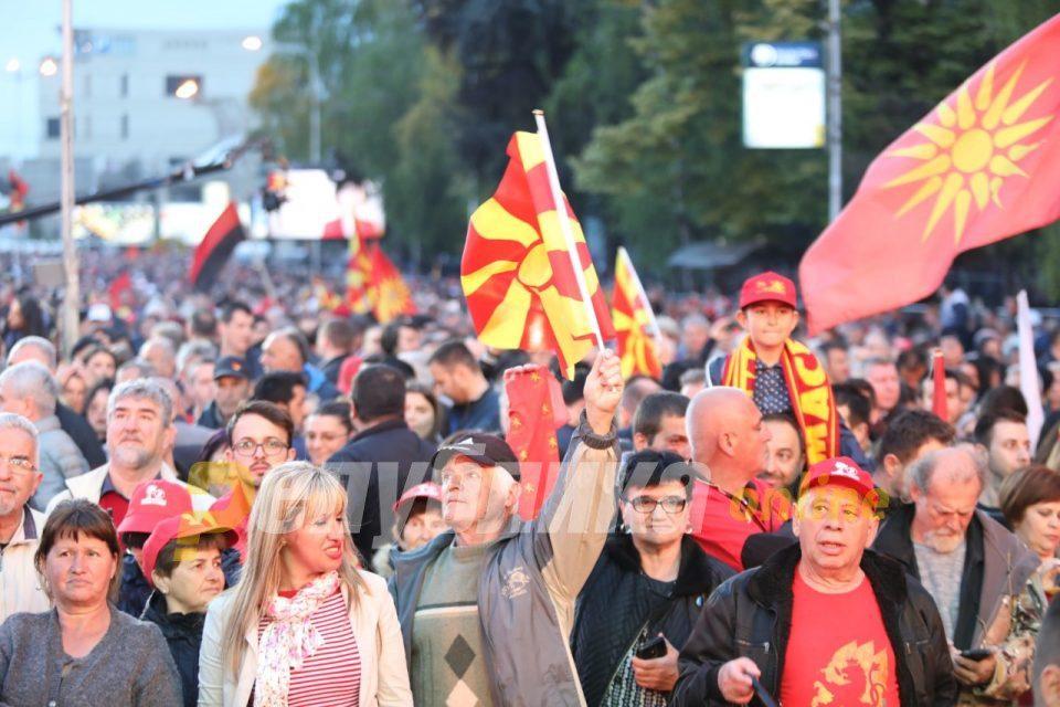 VMRO begins a doorstep election campaign next week