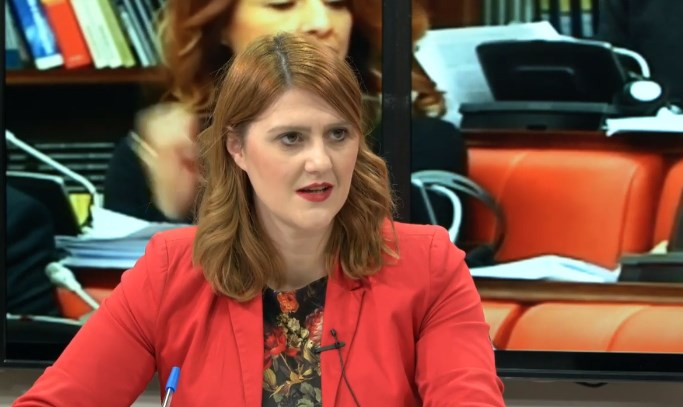 Stamenkovska-Stojkovski points out to irregularities in employment in the state and public sector