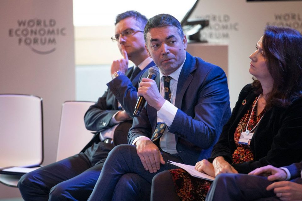 Dimitrov in Davos: It is high time to start accession negotiations