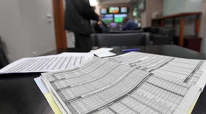 Two guards were shot in a sports betting place in Skopje