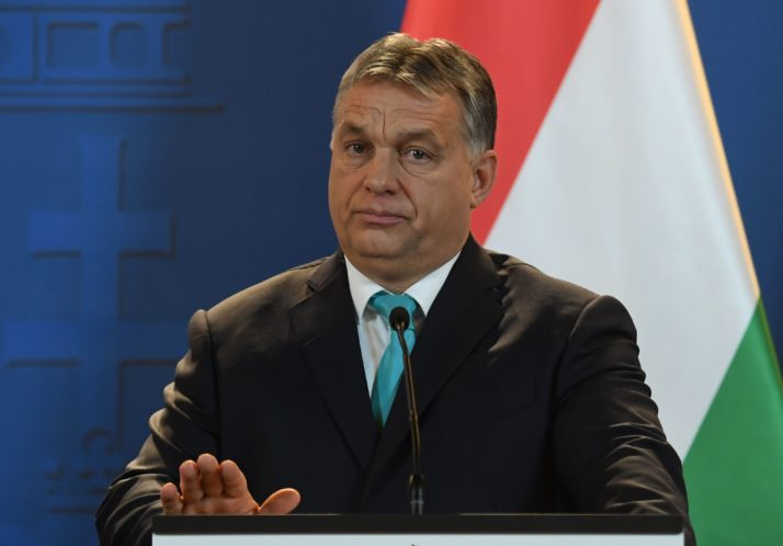 Orban: Increased number of police officers at the border with Serbia