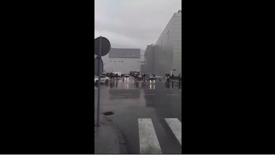 Skopje City Mall evacuated after bomb threat