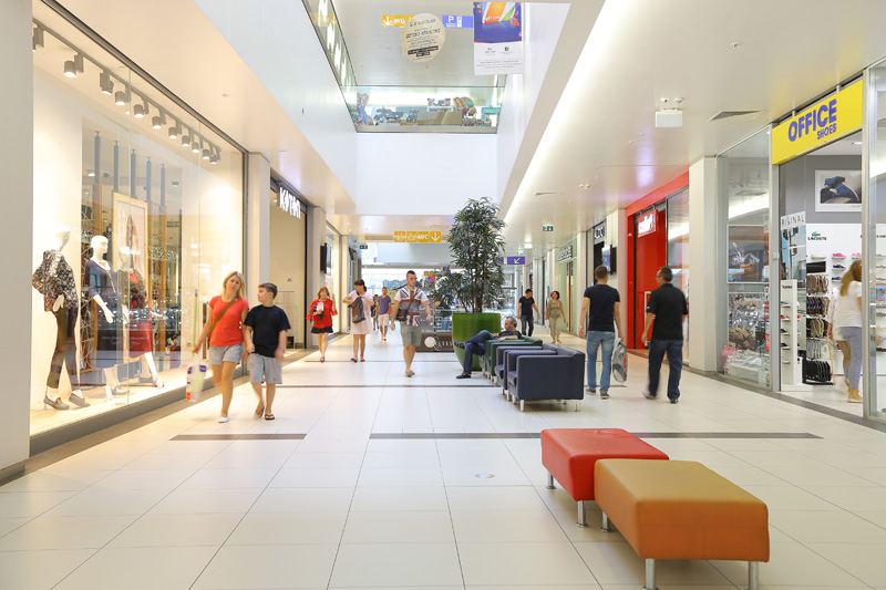 All clear given in the Skopje City Mall bomb threat