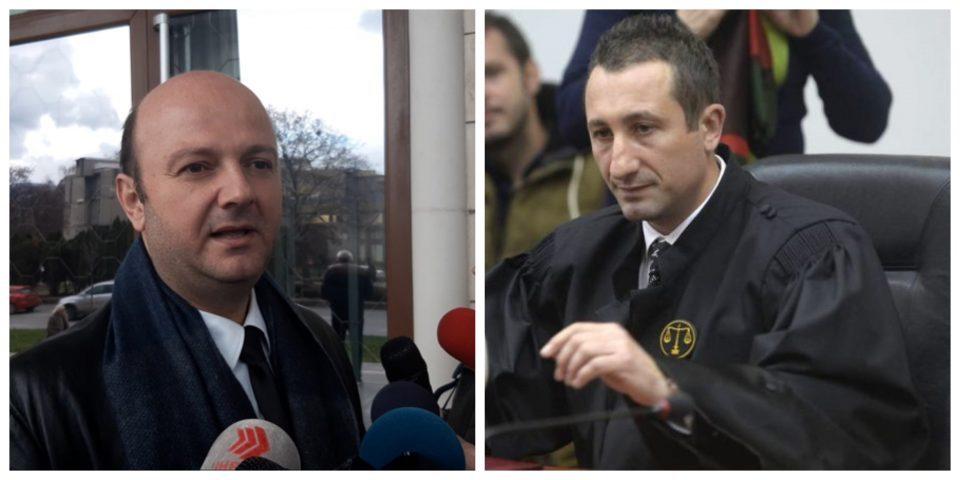 Lawyer Strasevski files criminal charges against Criminal Court President Ivan Dzolev
