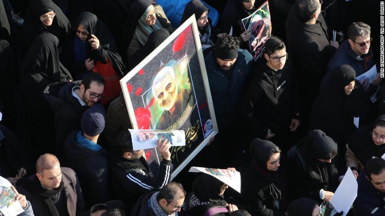 Iran tells UN it 'does not seek escalation or war'