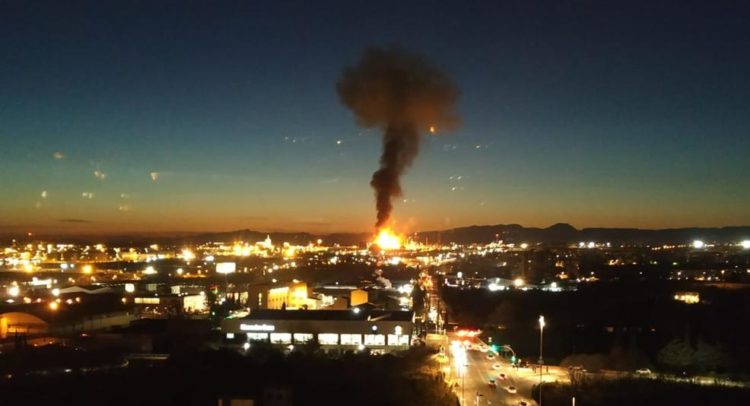 One dead, six injured in explosion at chemical facility in Spain