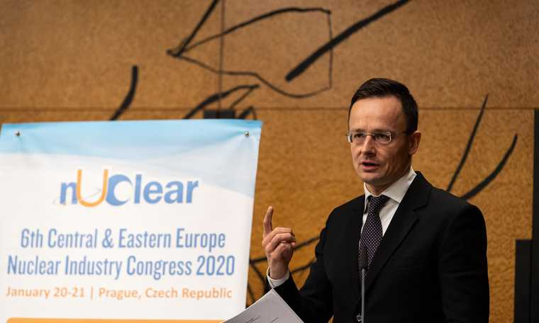 V4: Europe can't achieve climate neutrality without nuclear energy