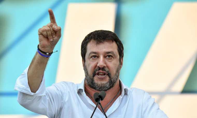 Salvini: the Italian government is finito