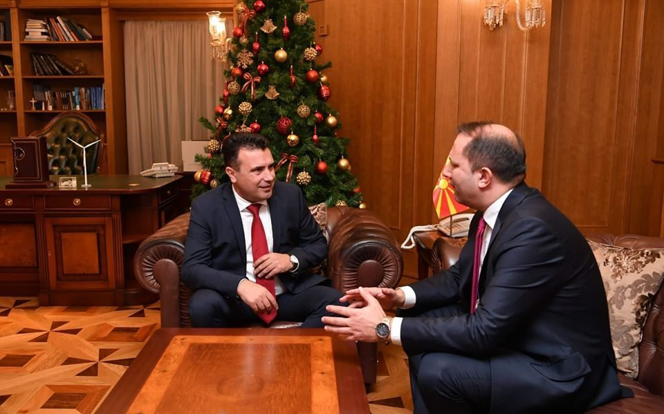 Zaev: With Oliver Spasovski at the helm, the executive is in safe hands