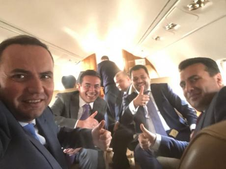 "Government preparing for the most expensive lying: Spasovski celebrates NATO, rather than acknowledging that ""North"" did not bring anything to the people"