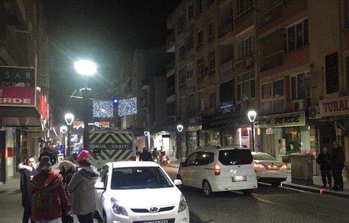 Magnitude 4.5 quake shakes Turkey