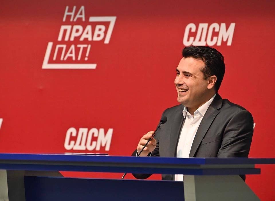 """Zaev about """"La Verita"""" publication: If they had evidence, they would have convicted me"""
