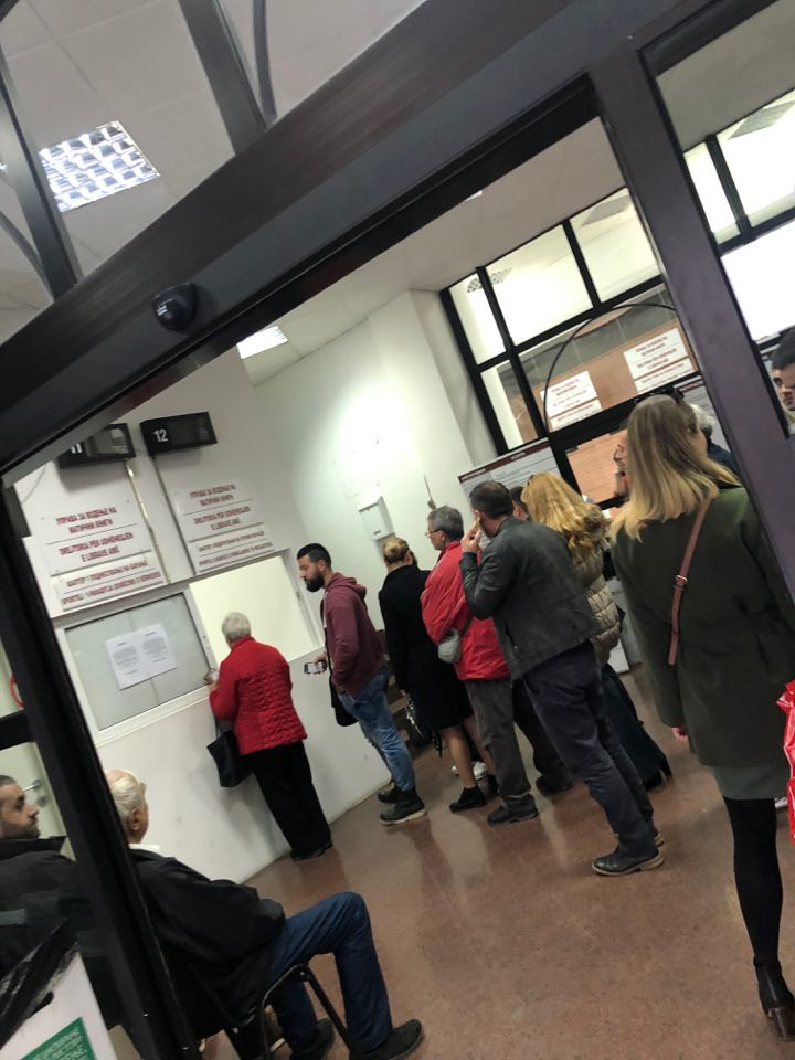 No passports, no IDs, waiting for hours for birth certificate… this is chaos, citizens say
