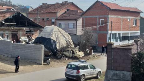 3 children killed, 7 people injured in gas cylinder explosion in Kumanovo's Romanovce