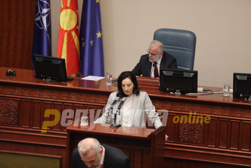 Circus in Parliament continues – the independent submitted 300 amendments to the PPO law – is there an agreement with SDSM?!