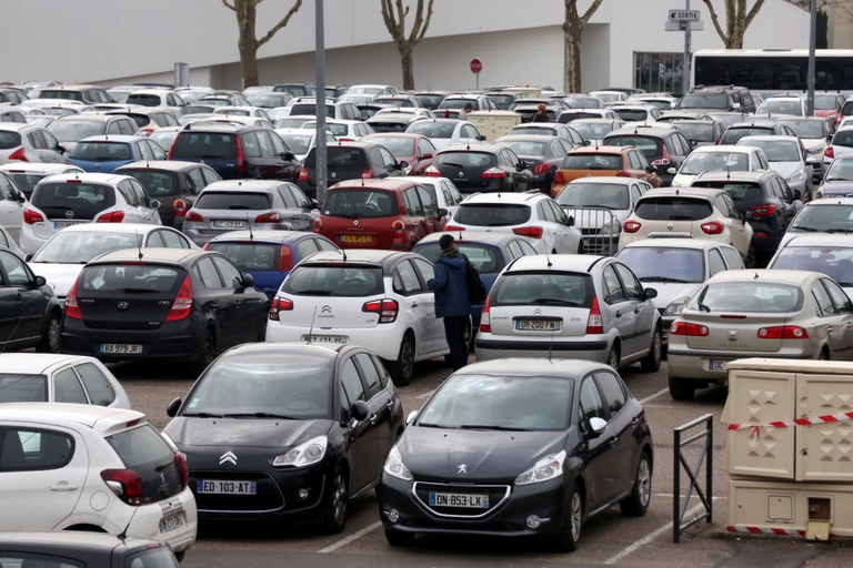 EU car sales down by 7.5 per cent in January