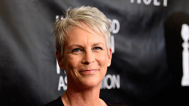 "Jamie Lee Curtis: Hatidze left me a jar, I promise ""half for me, half for them"""