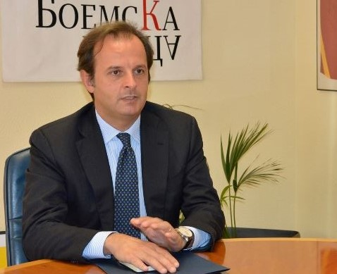 Ambassador Romeo says that Italy remains opposed to decoupling Macedonia from Albania