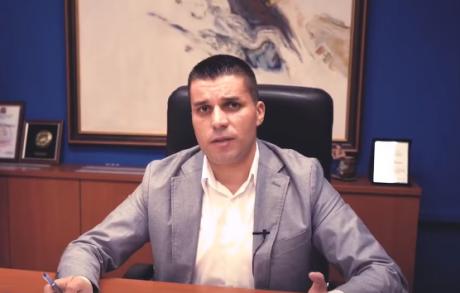 Mickoski: Nikolovski's threat proves that Zaev is scared