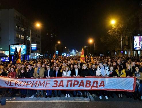 "Slovenian TV channel crew amazed by Zaev's ""achievements"""
