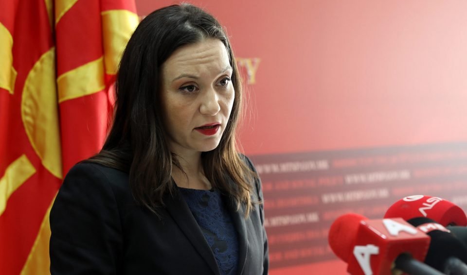 """I am a proud Jewish woman from Macedonia"", Rasela Mizrahi declares before being removed from office"