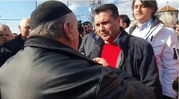 Aracinovo people teach Zaev a lesson: You talk about millions, while people are struggling to survive