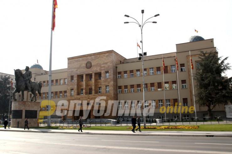 Retreat: Zaev withdraws his law on state prosecutors