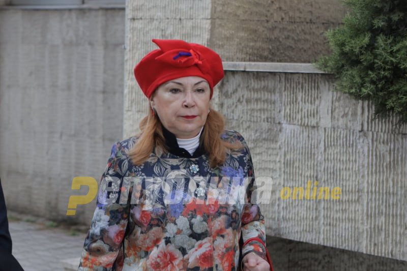 """Ruskovska claims """"Racket"""" money ended up with Boki 13 and 1TV"""