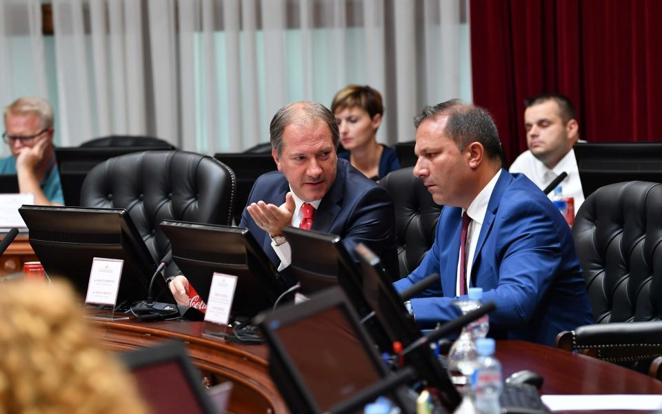 Zernovski contradicts other SDSM officials who demand the removal of Rasela Mizrahi