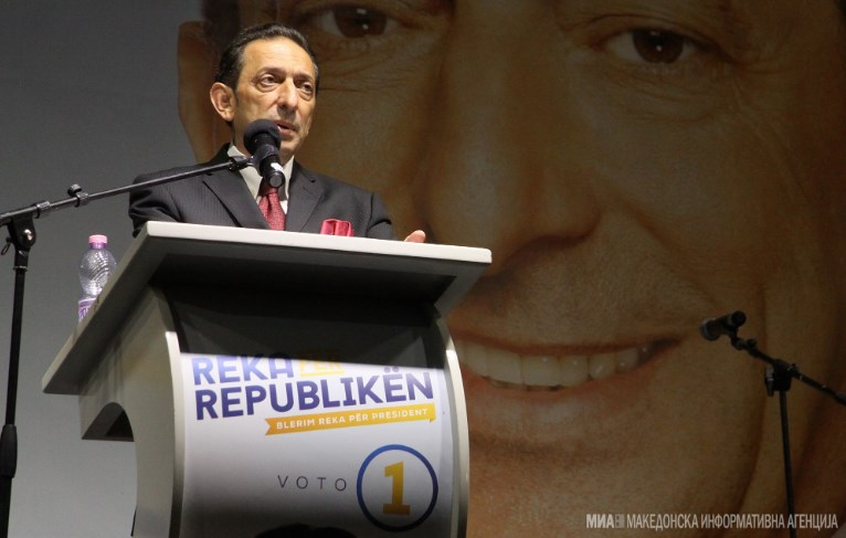 Blerim Reka is Kosovo's new minister of European integration