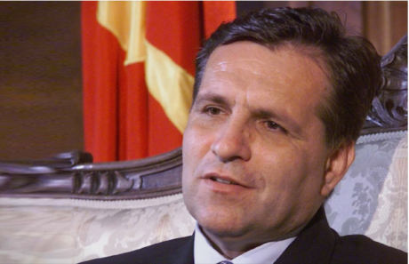 Observance of 16. anniversary from President Boris Trajkovski's death