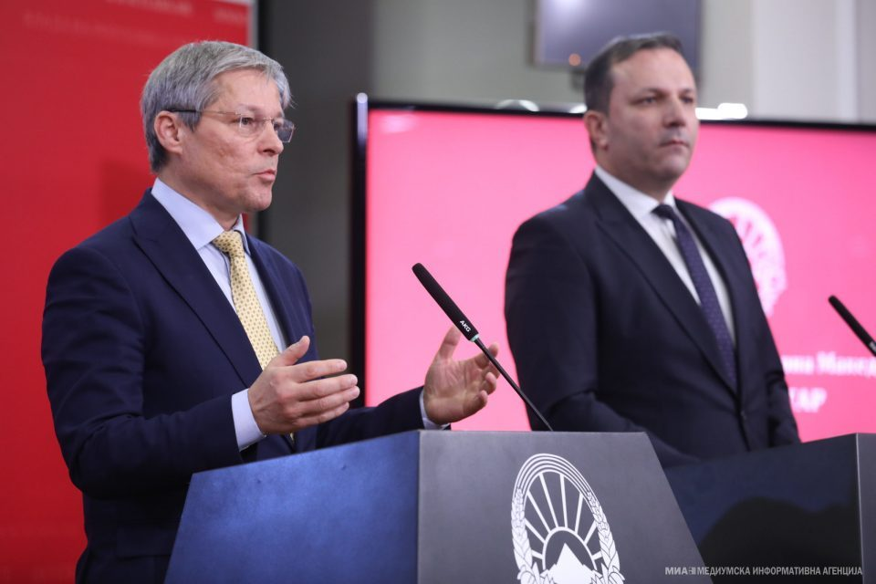Cioloș: Meet requirements in education, agriculture and we are ready to welcome you