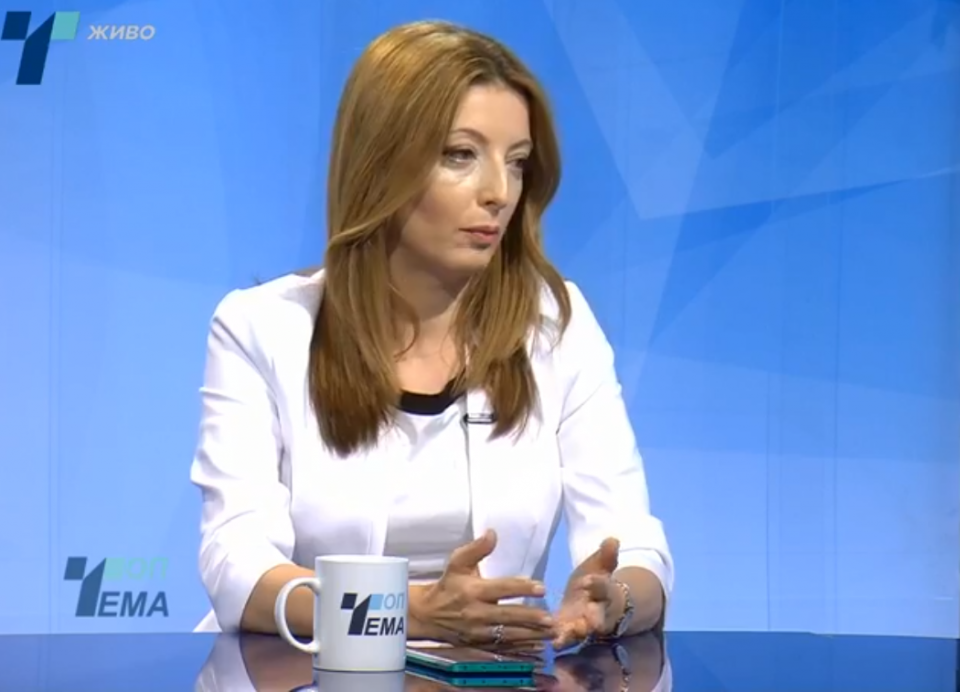 Arsovska: Macedonia may miss out on major investment opportunities due to the political crisis