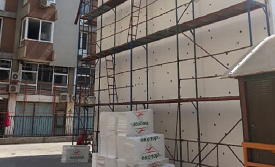 Future VMRO-DPMNE government to finance half of costs for construction of new energy efficient facades